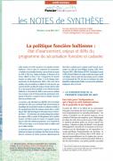 Note de synthèse n°24 : La politique foncière haïtienne : état d'avancement, enjeux et défis du programme de sécurisation foncière et cadastre