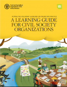 Putting the voluntary guidelines on tenure into practice : a learning guide for civil society organizations