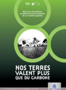 Nos terres valent plus que du carbone : la séquestration du carbone dans les terres agricoles, miracle ou alibi ?