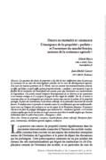 Droits de propriété et croissance : l'émergence de la propriété « parfaite » et l'ouverture du marché foncier, moteurs de la croissance agricole ?