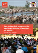Etat des lieux de la gouvernance des ressources pastorales et forestières au Sénégal