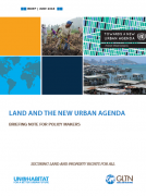 Land and the New Urban Agenda