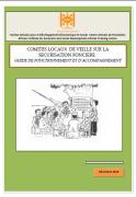 Comités locaux de veille sur la sécurisation foncière : guide de fonctionnement et d'accompagnement