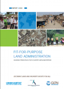 Fit-for-purpose land administration guiding principles for country implementation