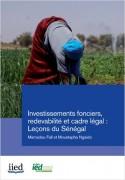 Investissements fonciers, redevabilité et cadre légal: leçons du Sénégal