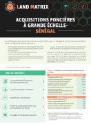 Acquisition de terres à grande échelle : profil pays Sénégal