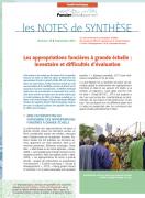 Note de synthèse n°10 : Les appropriations foncières à grande échelle – Inventaire et diffi cultés d'évaluation