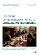 Le piège de l'investissement agricole socialement responsable