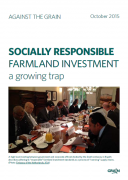Socially responsible farmland investment : a growing trap