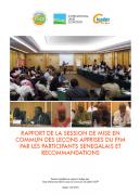 Rapport de la session de mise en commun des leçons apprises du Forum Foncier Mondial par les participants sénégalais et recommandations