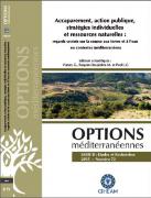 Accaparement, action publique, stratégies individuelles et ressources naturelles : regard croisé sur la course aux terres et à l'eau en contextes méditérranéens