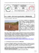 La vente des terres pastorales à Bitinkodji au Niger