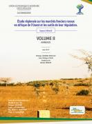 Étude régionale sur les marchés fonciers ruraux en Afrique de l'Ouest et les outils de leur régulation – Volume 2