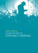 Guide juridique sur l'agriculture contractuelle