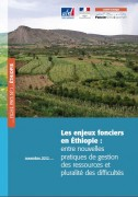 Les enjeux fonciers en Éthiopie : entre nouvelles pratiques de gestion des ressources et pluralité des difficultés