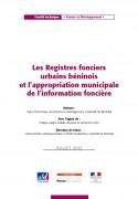 Les Registres fonciers urbains béninois et l'appropriation municipale de l'information foncière