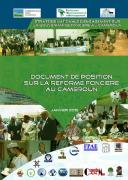 Document de position des Organisations de la Société Civile sur la réforme foncière au Cameroun