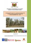 Cadre stratégique de la gestion durable des terres au Niger et son plan d'investissement 2015 – 2029
