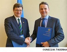 La CEE-ONU et la FAO mettent leurs forces en commun