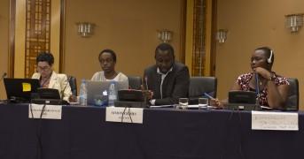 Tenue de la 7ème édition du Forum Foncier Mondial de l'ILC, à Dakar
