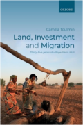 "Camilla Toulmin ""Land, investment and migration"" in Dlonguébougou, Mali."