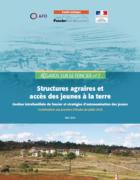 Structures agraires et accès des jeunes à la terre : gestion intrafamiliale du foncier et stratégies d'autonomisation des jeunes