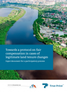 Towards a protocol on fair compensation in cases of legitimate land tenure changes