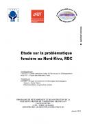 Etude sur la problématique foncière au Nord-Kivu (RDC)