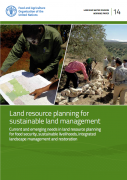 Land resource planning for sustainable land management