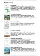 """Le nouvel espace """"Publications du Comité""""!"""