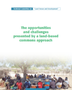 The opportunities and challenges presented by a land-based commons approach