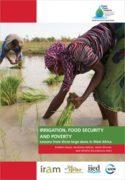 Irrigation, sécurité alimentaire et pauvreté – Leçons tirées de trois grands barrages en Afrique de l'Ouest