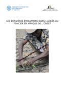 Les dernières évolutions dans l'accès au foncier en Afrique de l'Ouest