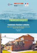 Communs fonciers urbains : étude exploratoire des dispositifs collectifs d'accès au sol dans les villes du Sud global