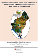 Système d'Aménagement Foncier porté par les acteurs : cas de la région de Dosso au Niger