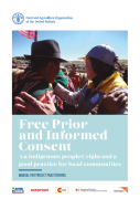 Free Prior and Informed Consent An indigenous peoples' right and a good practice for local communities