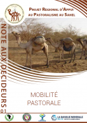 Notes de politiques sur les questions pastorales dans le cadre du projet régional d'appui au pastoralisme au Sahel (PRAPS)