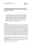 Capital–labour separation and unequal valueadded distribution: repositioning land grabbing in the general movement of contemporary agricultural transformations