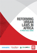 Reforming urban laws in Africa : a practical guide