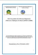 La sécurisation des espaces pastoraux – note de position APESS/RBM