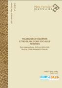 Politiques foncières et mobilisations sociales au Bénin. Des organisations de la société civile face au Code domanial et foncier