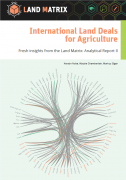 International Land Deals  for Agriculture : Fresh insights from the Land Matrix
