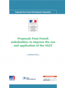 Proposals from French stakeholders to improve the use and application of the VGGT