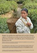 Rapport de synthèse des expériences de la société civile sur l'utilisation et la mise en œuvre des Directives de la  gouvernance foncière et le défi du suivi et l'évaluation des décisions du CSA