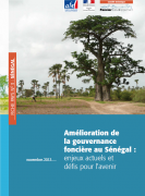 Fiche pays n°3 : Amélioration de la gouvernance foncière au Sénégal – Enjeux actuels et défis pour l'avenir