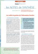Note de synthèse n°2 : Les outils de gestion de l'information foncière