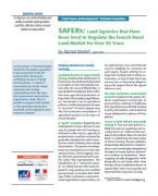 SAFERs: Land Agencies that Have Been Used to Regulate the French Rural Land Market for Over 50 Years