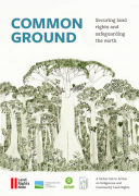 Common ground: Securing land rights and safeguarding the earth