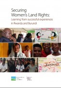 Securing Women's Land Rights
