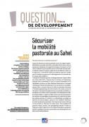 Sécuriser la mobilité pastorale au Sahel